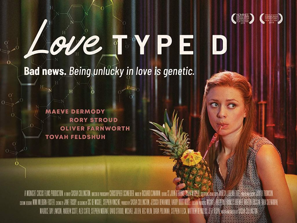 Love Type D music by indie film composer Richard Canavan